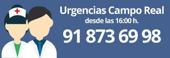 Teléfono urgencias Campo Real
