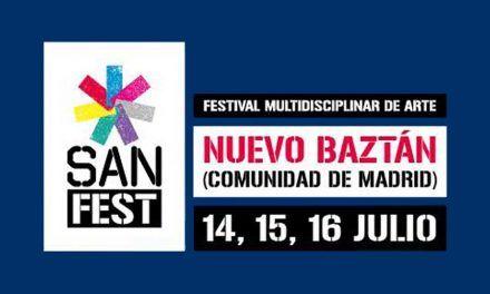 SANfest llega a Nuevo Baztán