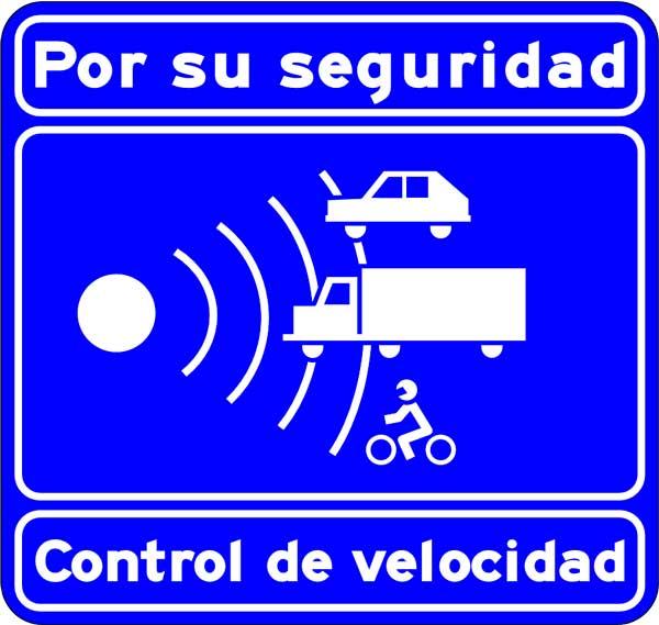 Fechas control de velocidad