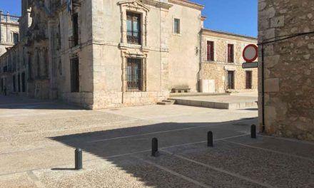 La Plaza de la Iglesia sin bolardos