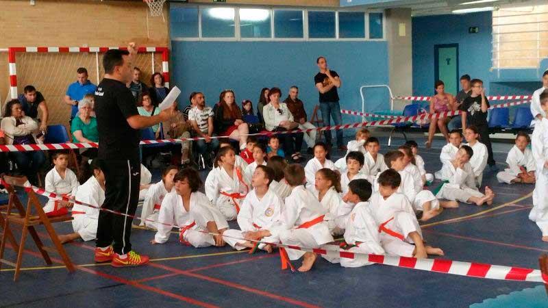Campeonato Karate de Katas en Nuevo Baztán
