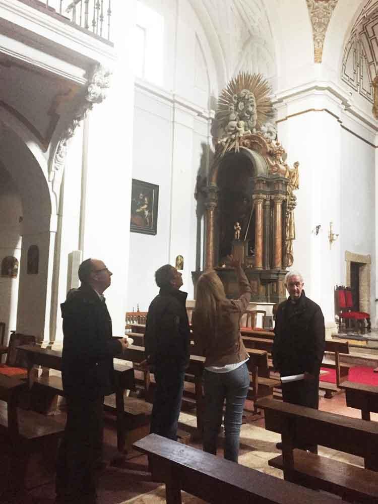 Finalizan las obras de restauración de la Iglesia