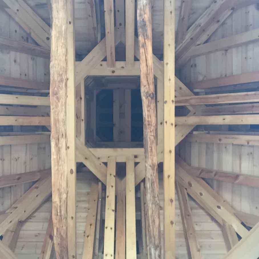 Chapitel - Finalizan las obras de restauración de la Iglesia