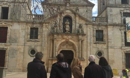 Finalizan las obras de rehabilitación de la Iglesia de San Francisco Javier