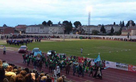 Nuevo Baztán en las Olimpiadas escolares de Arganda del Rey