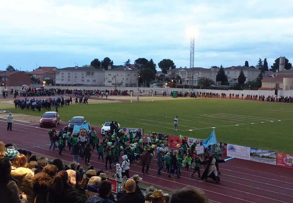 Olimpiadas Escolares de Arganda del Rey