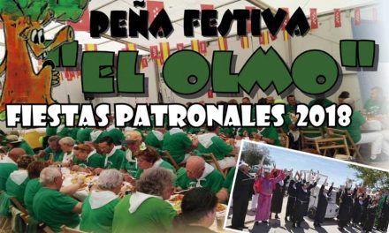 Peña Festiva El Olmo (+60 años) abierto plazo de inscripción 2018