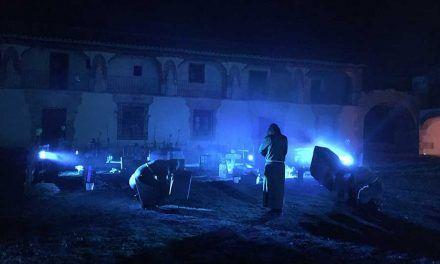 El Palacio Goyeneche se llenó de Gritos en el Silencio de la noche por Halloween