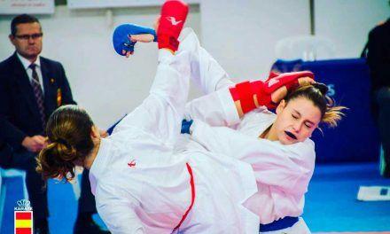 Bárbara Cazorla, Medalla de Oro en el Campeonato de España de Karate