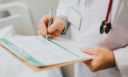 Nota informativa: Consultorio médico, ausencia del pediatra