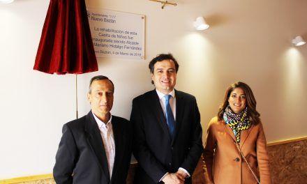 Inauguración de la Casita de Niños de Nuevo Baztán
