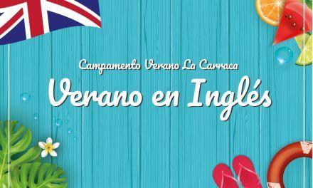 Campamento verano 2019 Ludoteca La Carraca, verano en inglés