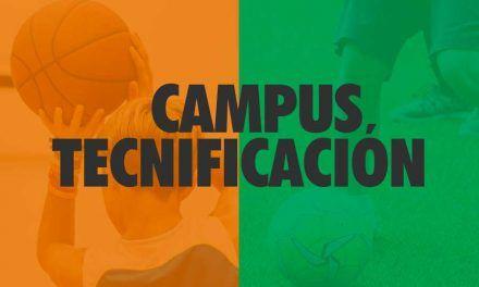 Campus Deportivos de Fútbol y Baloncesto