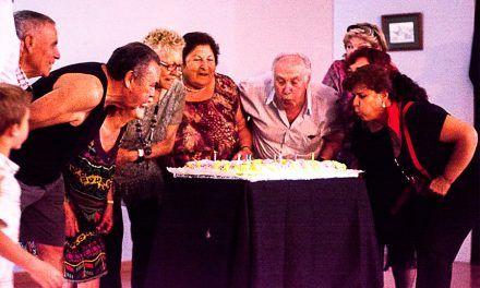 XIX Edición del Día de los Abuelos en Nuevo Baztán