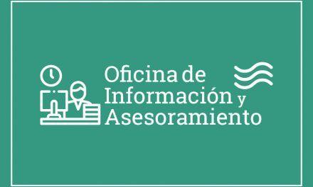 La oficina de Información y Asesoramiento a los afectados de las lluvias y tormentas cumple su primera semana