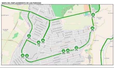 Mejora de la Accesibilidad de 10 marquesinas del municipio
