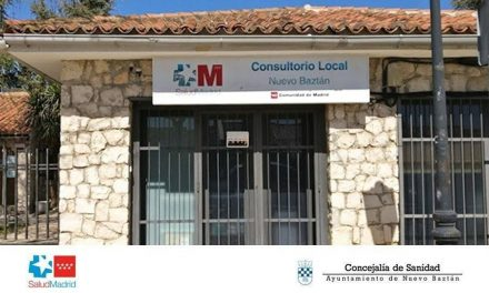 Seguimos trabajando en el Consultorio Médico