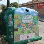 El compromiso de los ciudadanos de Nuevo Baztán con el reciclaje