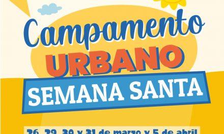 Campamento Urbano Días No Lectivos Semana Santa