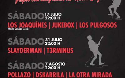 Ritmo en Palacio, música para este verano en Nuevo Baztán