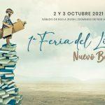 1ª Feria del Libro en Nuevo Baztán, 2 y 3 de octubre 2021