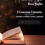 Concurso Literario de la 1º Feria del Libro de Nuevo Baztán