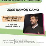 IV Jornadas Prevención y Familia. Adolescencia y las emociones