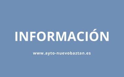 Información sobre la iluminación urbana en nuestro municipio