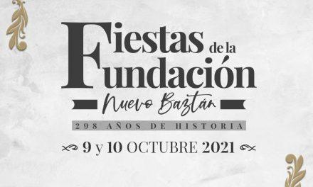 Programación Fiestas de la Fundación 2021